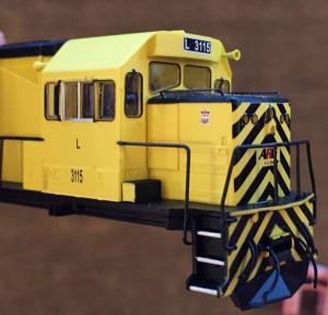 L3115 Right cab