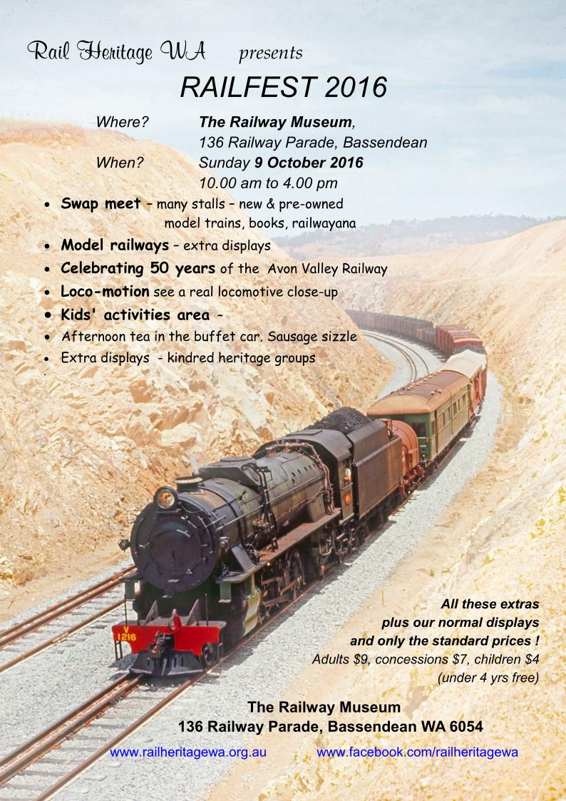 RailFest 2016