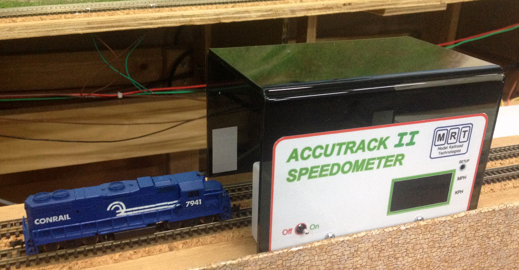 Accutrak II Speedometer